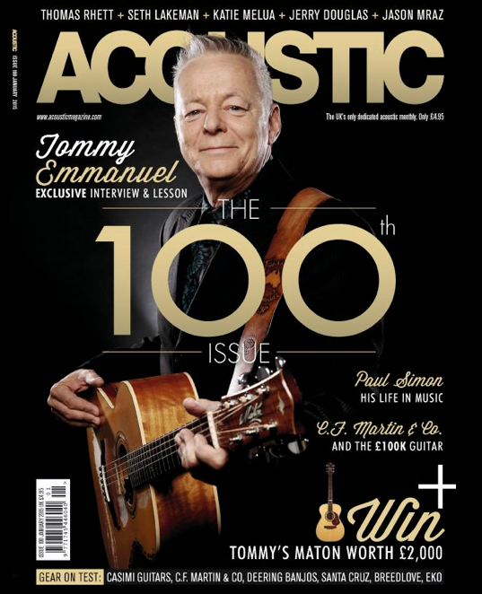Acoustic100issue